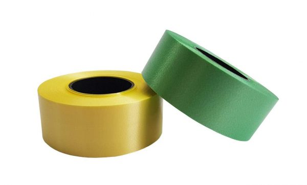 Curling Ribbon Yellow and Green