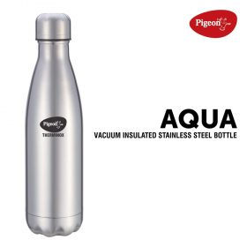 Pigeon by Stovekraft Aqua Therminox Stainless Steel Vaccum Insulated Water Bottle
