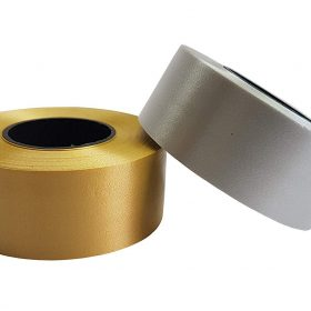 Curling Ribbon Gold and Silver